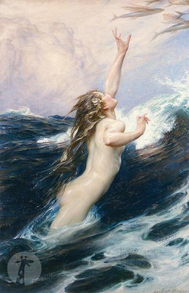 рыбаки в греческой мифологии